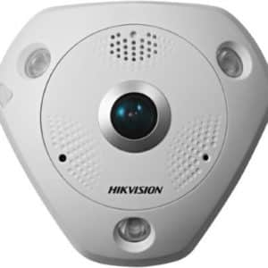 Hikvision DS-2CD63C2F-I(V)(S) 12MP Fisheye Network Camera