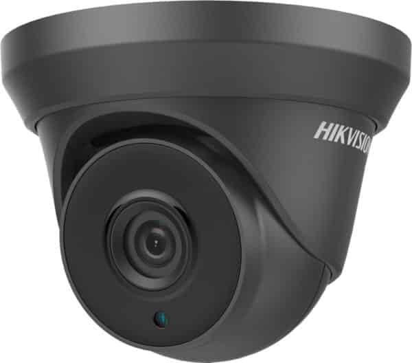 Hikvision 5 MP Ultra-Low Light EXIR Turret Camera DS-2CE56H5T-IT3 Black