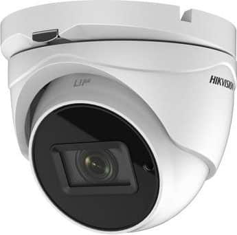 Hikvision 5 MP Ultra-Low Light VF EXIR Turret Security CCTV Camera DS-2CE56H5T-IT3Z